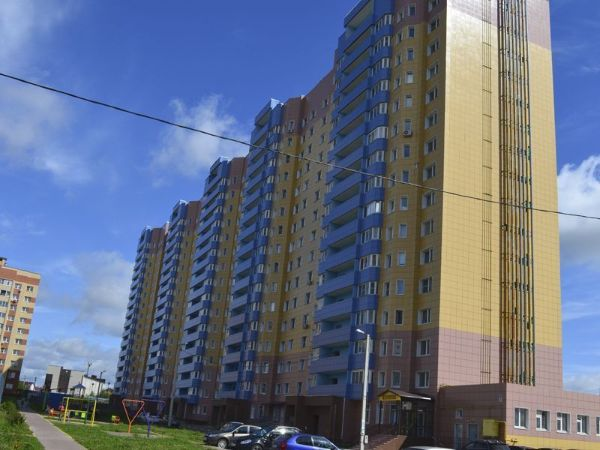 1-я Фотография ЖК «по ул. Попова, 113»