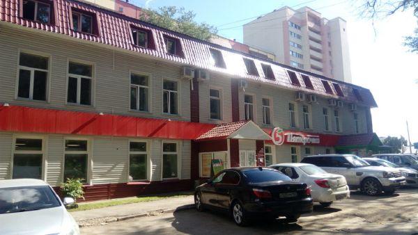 Отдельно стоящее здание на ул. Ново-Вокзальная, 189А