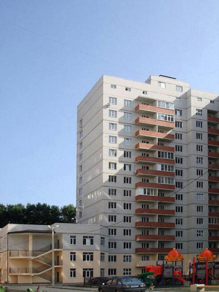 жилой комплекс Восточно-Кругликовский