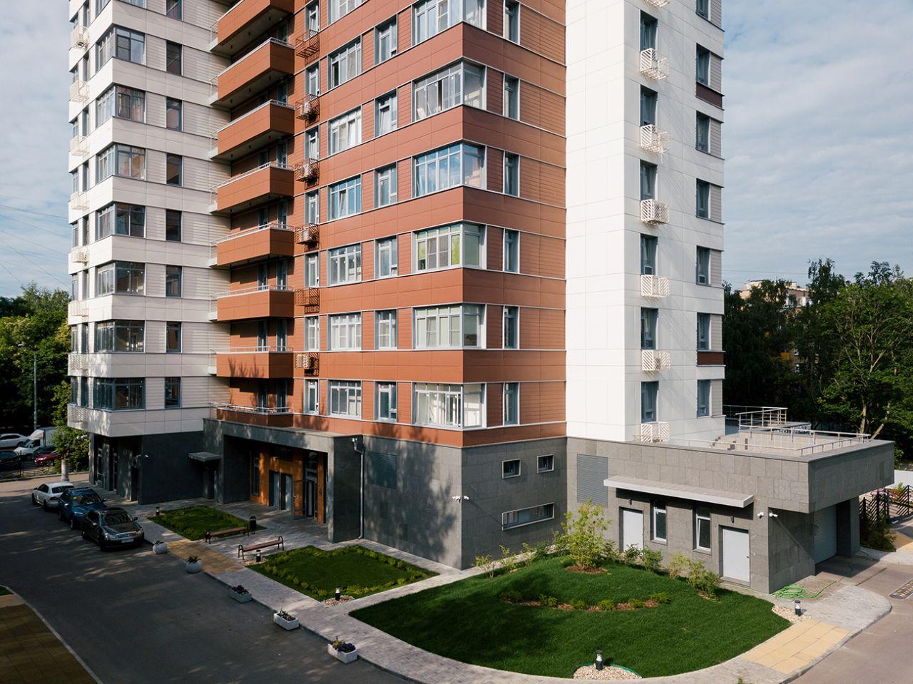 купить квартиру в ЖК Счастье в Мневниках