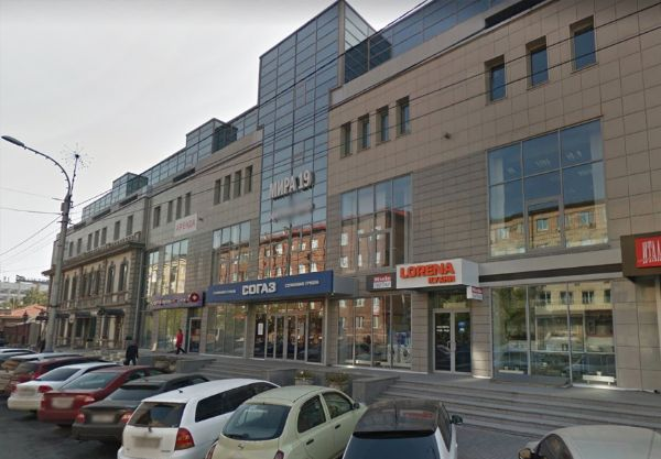 Бизнес-центр на проспекте Мира, 19к1