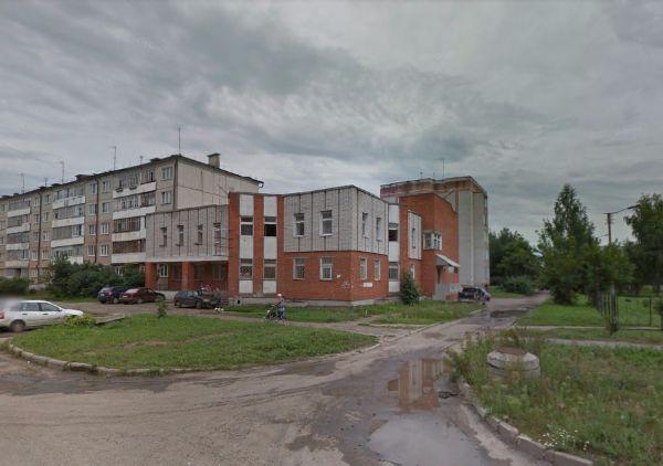 Административное здание на ул. Анникова, 3А
