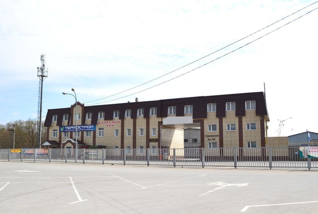 аренда помещений в БЦ на ул. Студеновская, 132