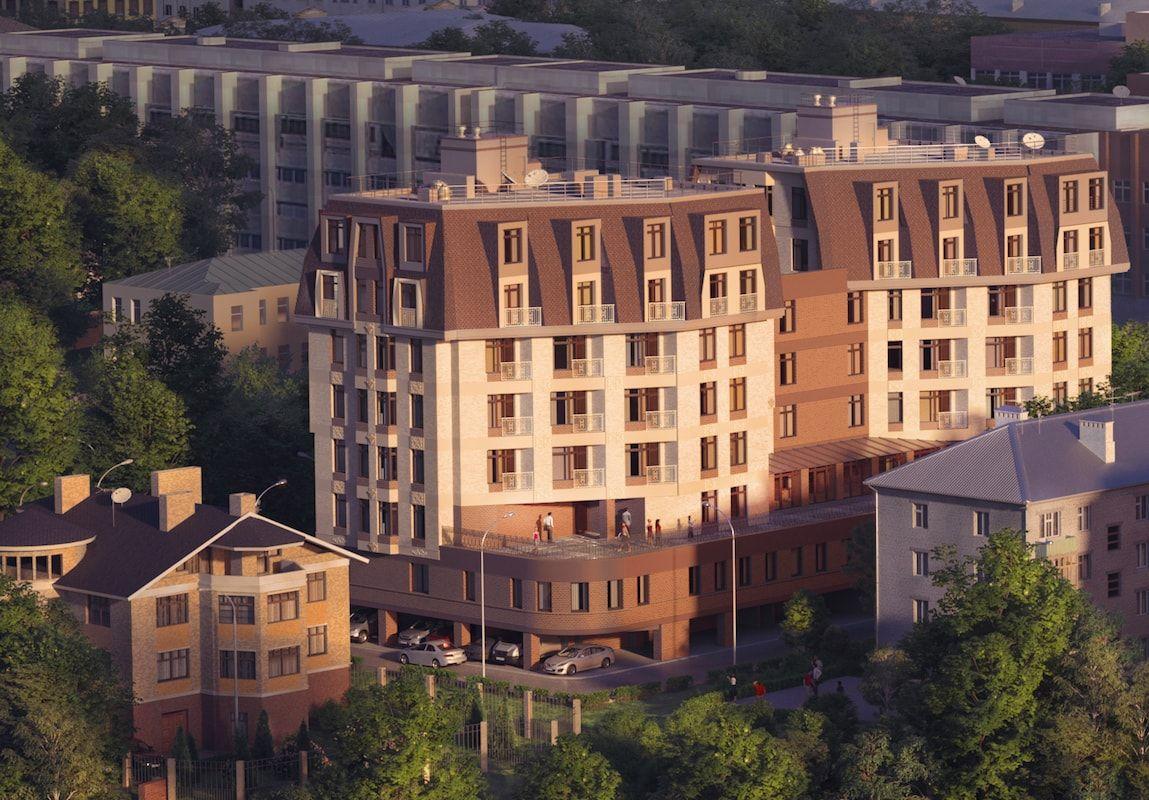 жилой комплекс Дом на Провиантской