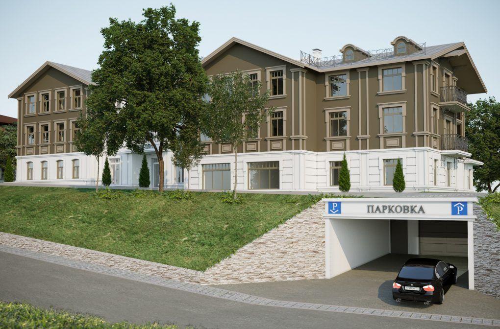 купить квартиру в ЖК Усадьба купца Ложкина