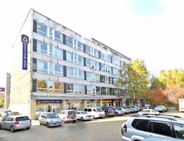 Бизнес-центр на ул. Степана Разина, 6