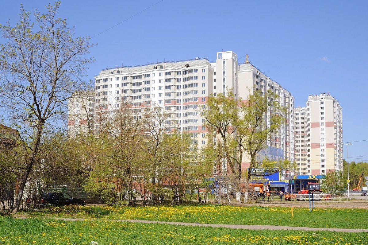 купить квартиру в ЖК Первый Андреевский