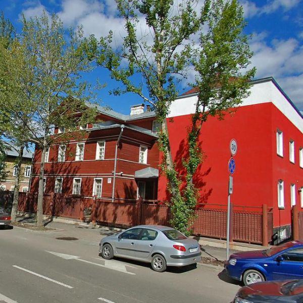 Офисное здание на ул. Чехова, 37