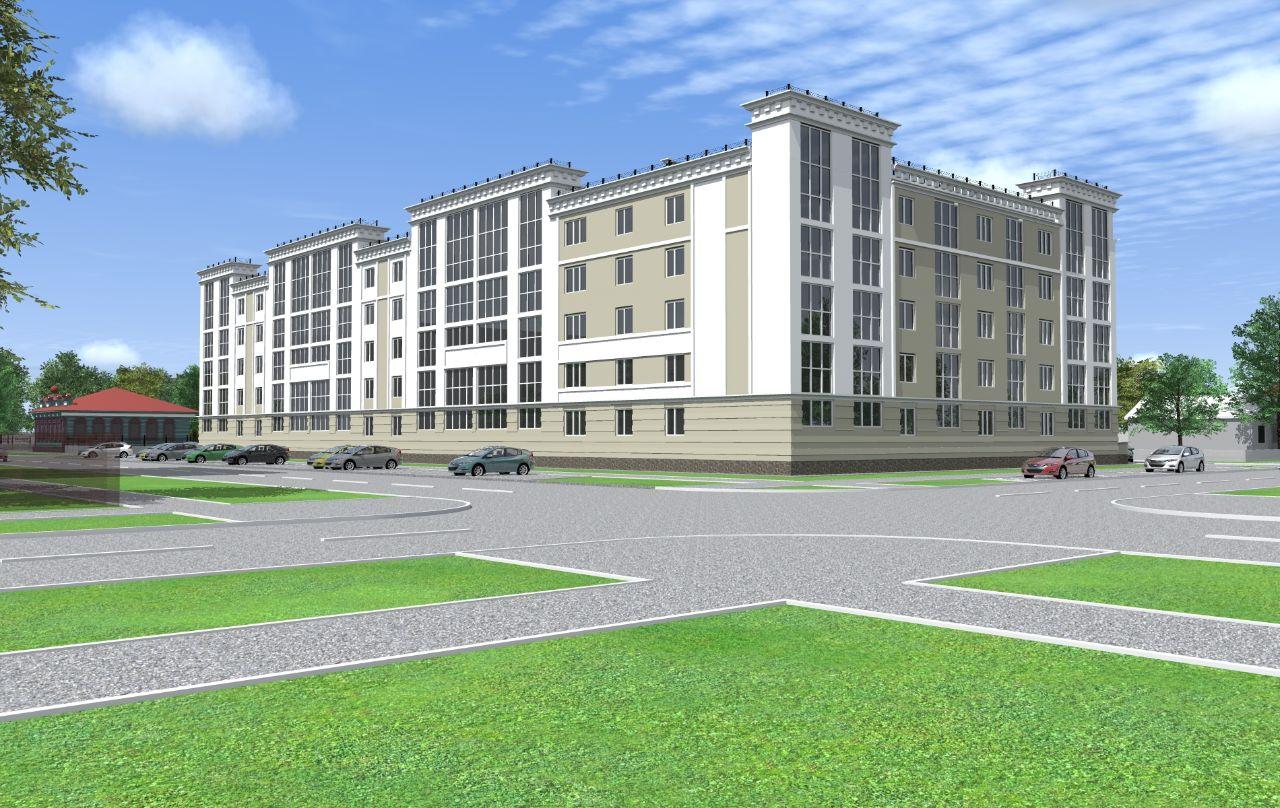 купить квартиру в ЖК дом на ул. Худайбердина