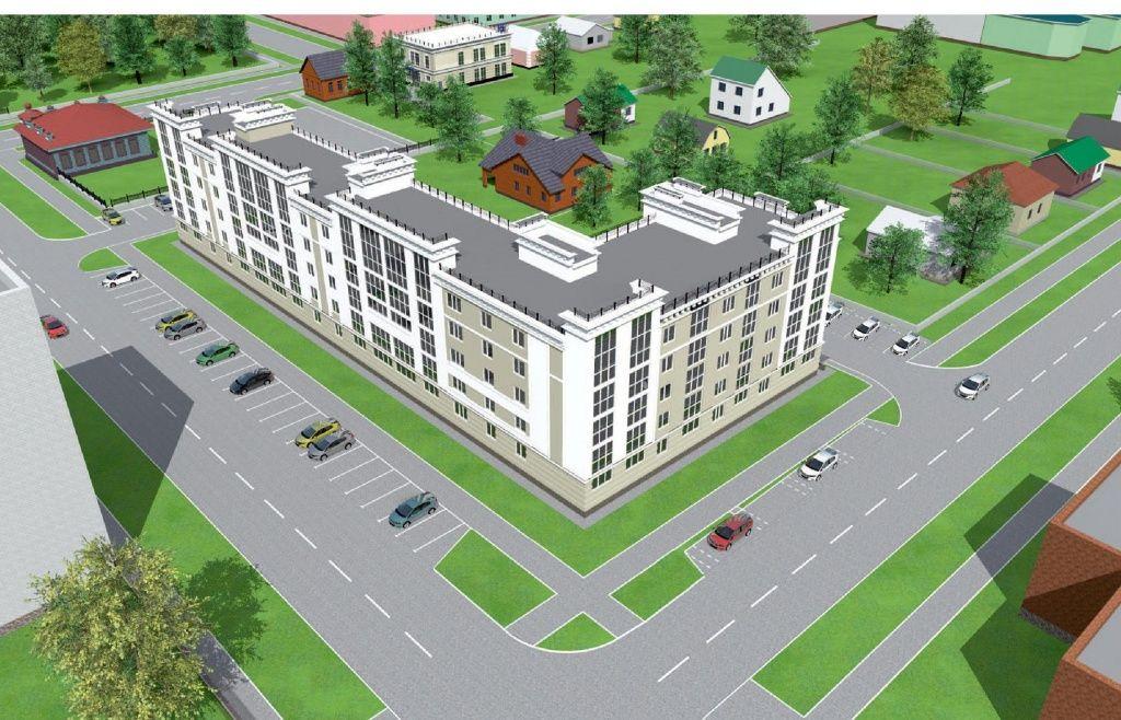 жилой комплекс дом на ул. Худайбердина