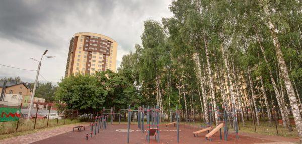 13-я Фотография ЖК «Приокский парк»