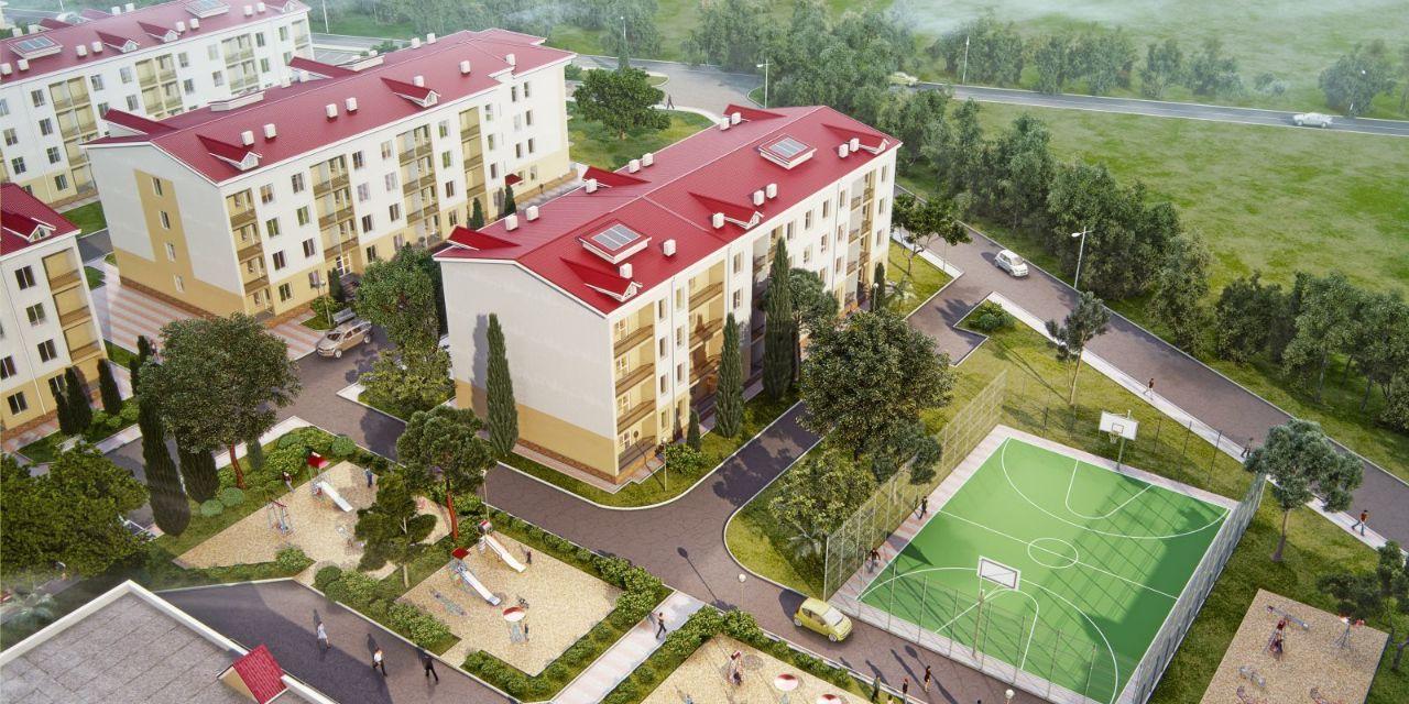 купить квартиру в ЖК Столичный квартал
