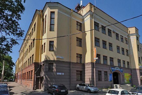 Бизнес-центр Озерки
