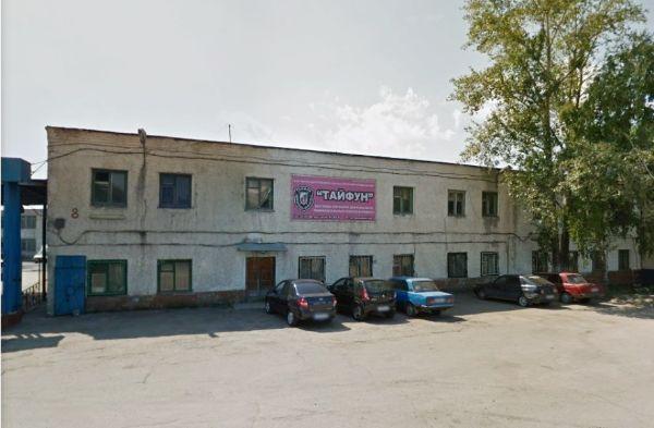 Отдельно стоящее здание на ул. Автомобилистов, 8