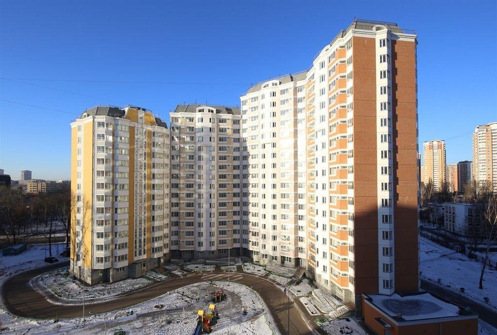 жилой комплекс ул. Селигерская д. 2
