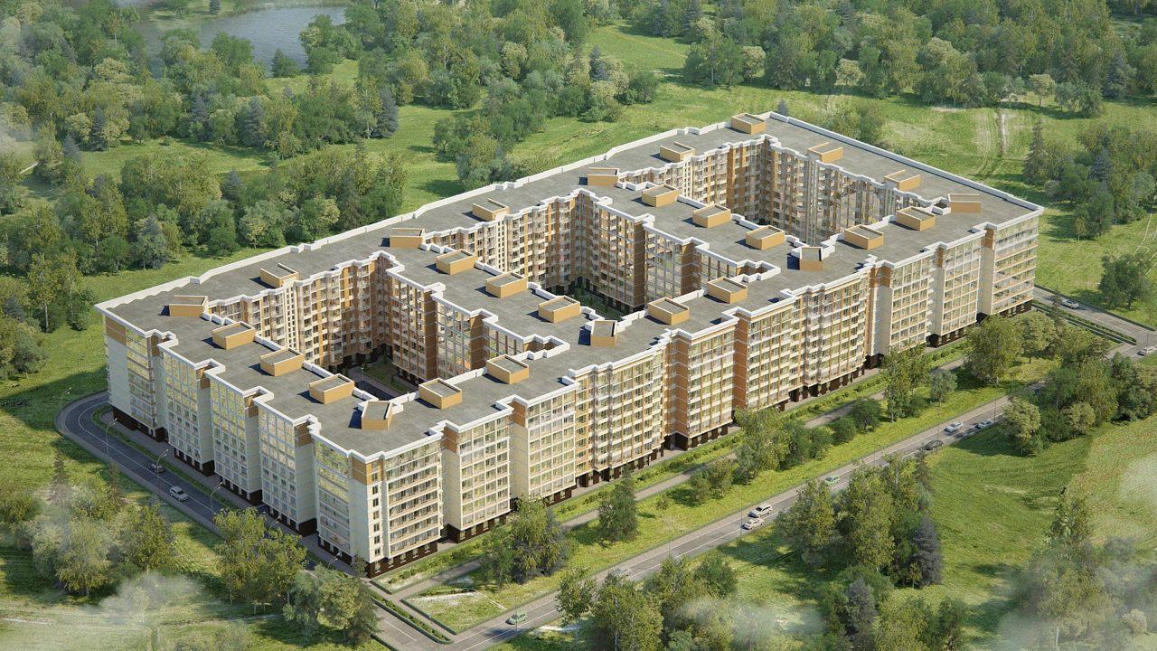 жилой комплекс Ломоносов