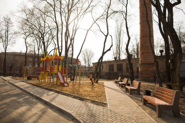 2-я Фотография ЖК «ул. Гайдара, 1А»