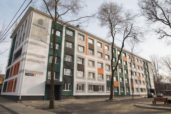 1-я Фотография ЖК «ул. Гайдара, 1А»