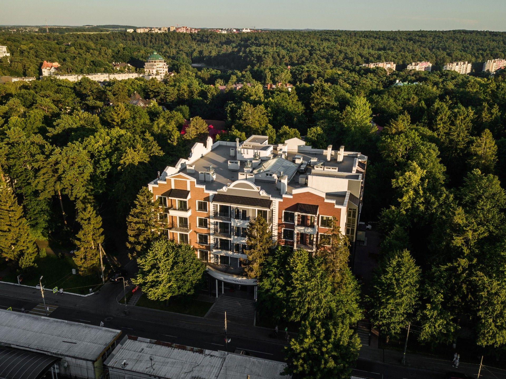 жилой комплекс Штольц
