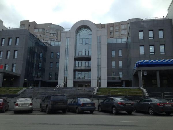 Офисный центр на ул. Коммуны, 131