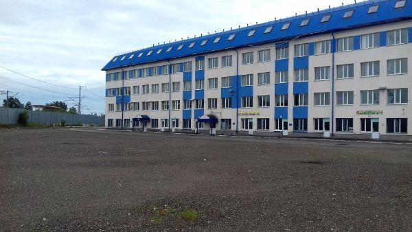 Торгово-офисный комплекс Адмиралтейский