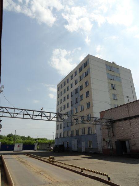 Производственный комплекс на ул. Техническая, 25