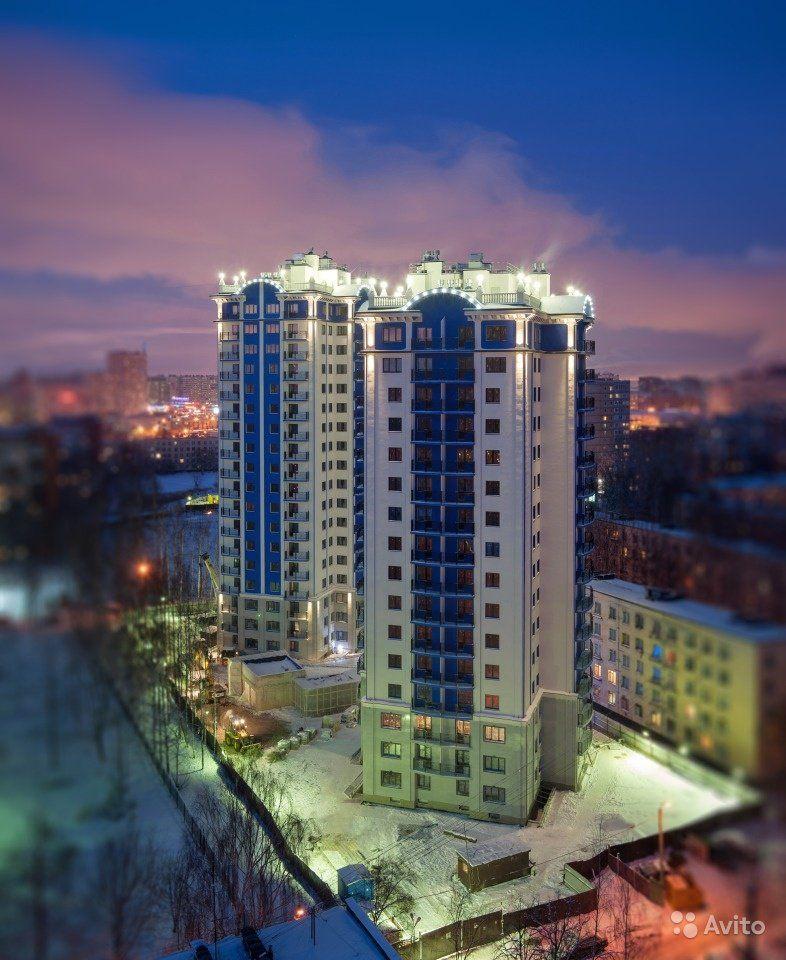 купить квартиру в ЖК Усадьба Воронцовых