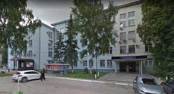 Бизнес-центр на ул. Ерошевского, 3А