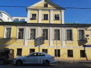 Найти помещение под офис Монетчиковский 1-й переулок коммерческая недвижимость новостройки продажа
