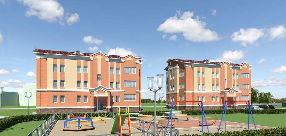 жилой комплекс Киндери