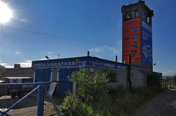 Производственно-складской комплекс на ул. Промышленная, 23