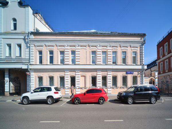Бизнес-центр Щипок