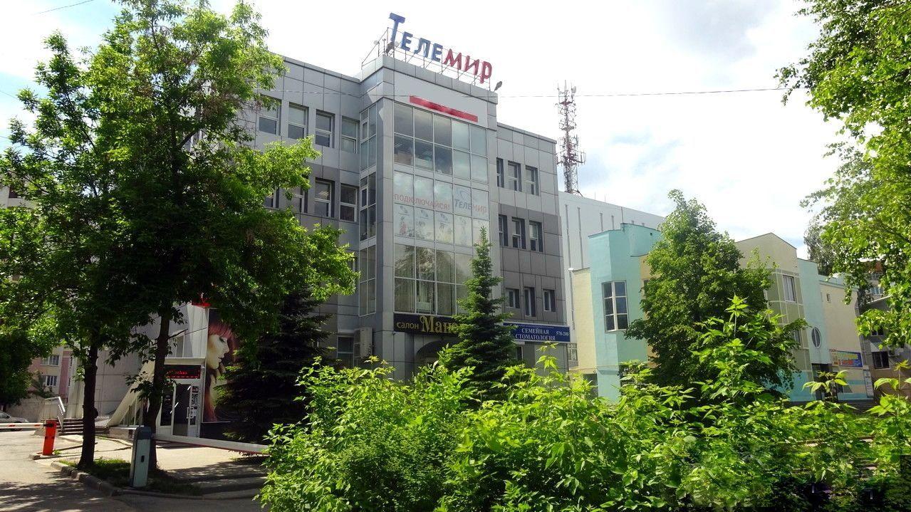 Бизнес Центр на ул. Водопьянова, 21В