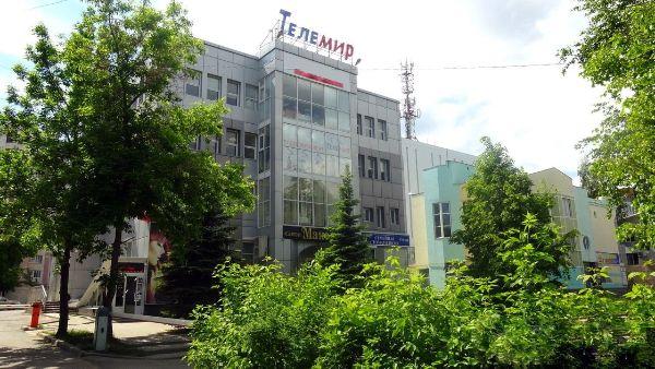 Бизнес-центр на ул. Водопьянова, 21В