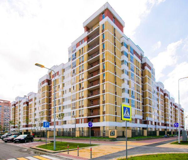 1-я Фотография ЖК «Квартал 1.2 в районе Солнечный»