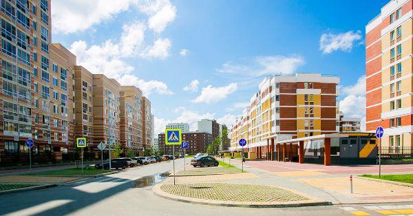 3-я Фотография ЖК «Квартал 1.2 в районе Солнечный»