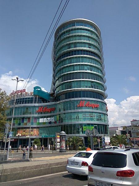 Торгово-деловой комплекс Александрия