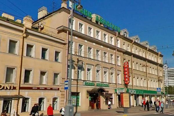 Бизнес-центр на Московском проспекте, 105