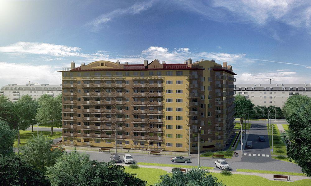 продажа квартир по ул. Комарова