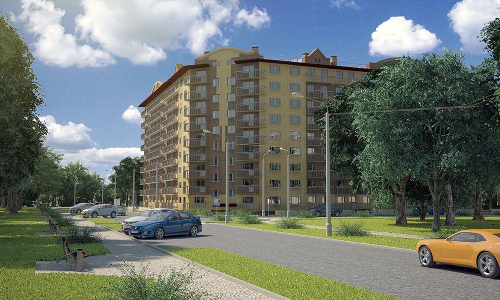 купить квартиру в ЖК по ул. Комарова