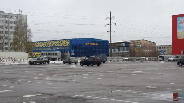Специализированный торговый центр Дом мебели
