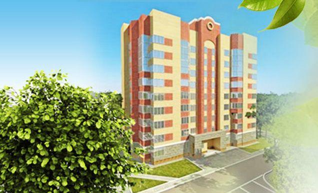 купить квартиру в ЖК Дом на Расковой