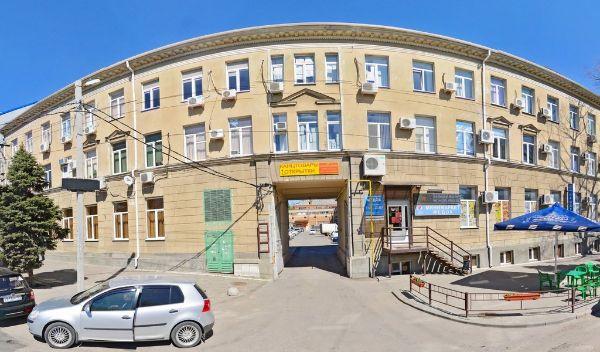 Офисно-складской комплекс в Доломановском переулке, 130