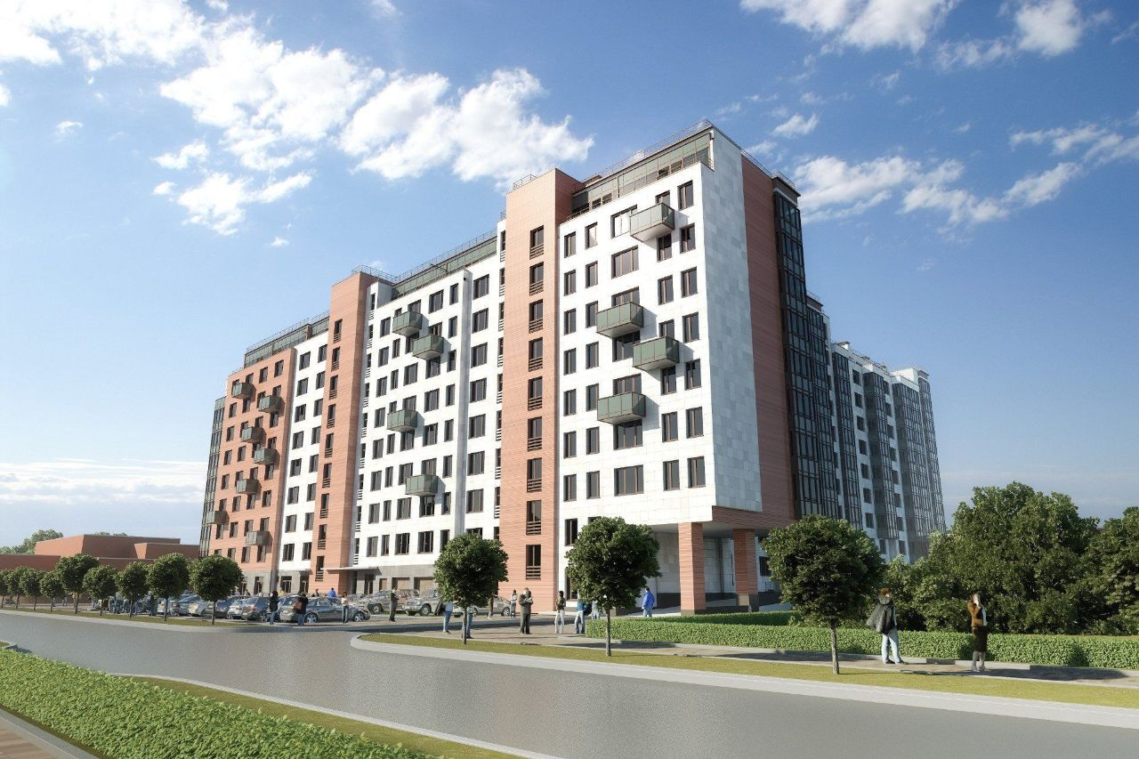 жилой комплекс Дом на Выборгской