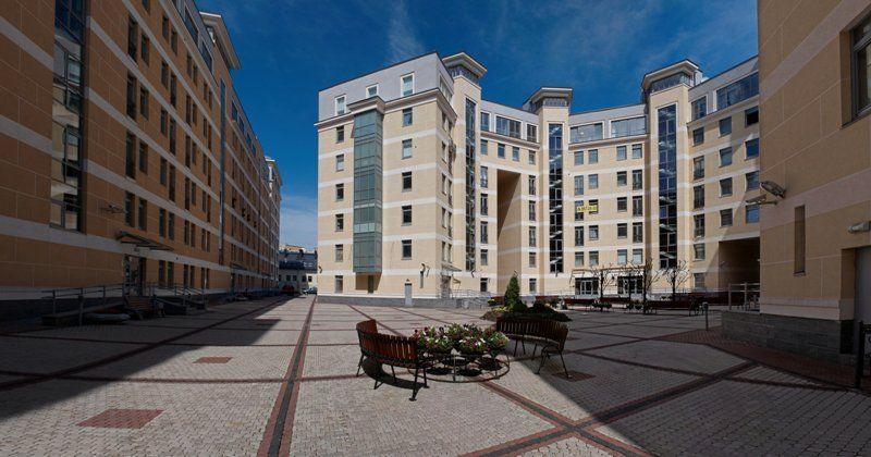 купить квартиру в ЖК У Ростральных колонн