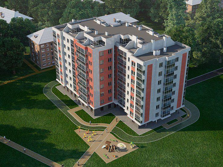 жилой комплекс Ива Дом