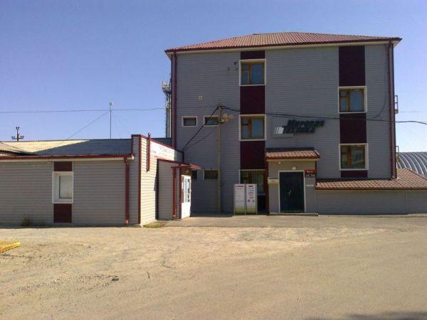Офисно-складской комплекс на ул. Землячки, 31А