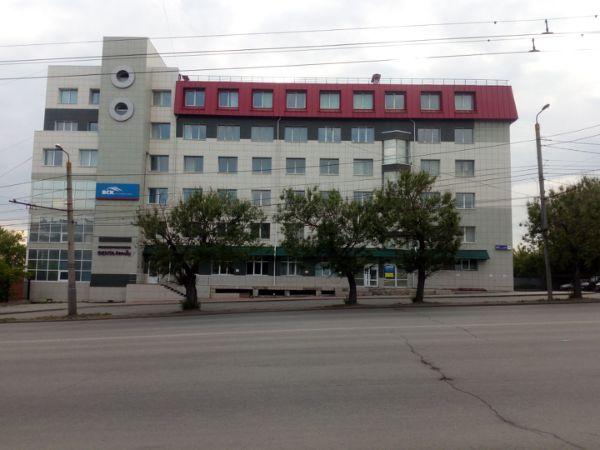 Офисно-гостиничный комплекс на Свердловском проспекте, 30Б