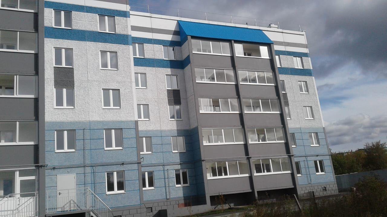купить квартиру в ЖК по ул. Свердловская-Строительная-Кооперативная