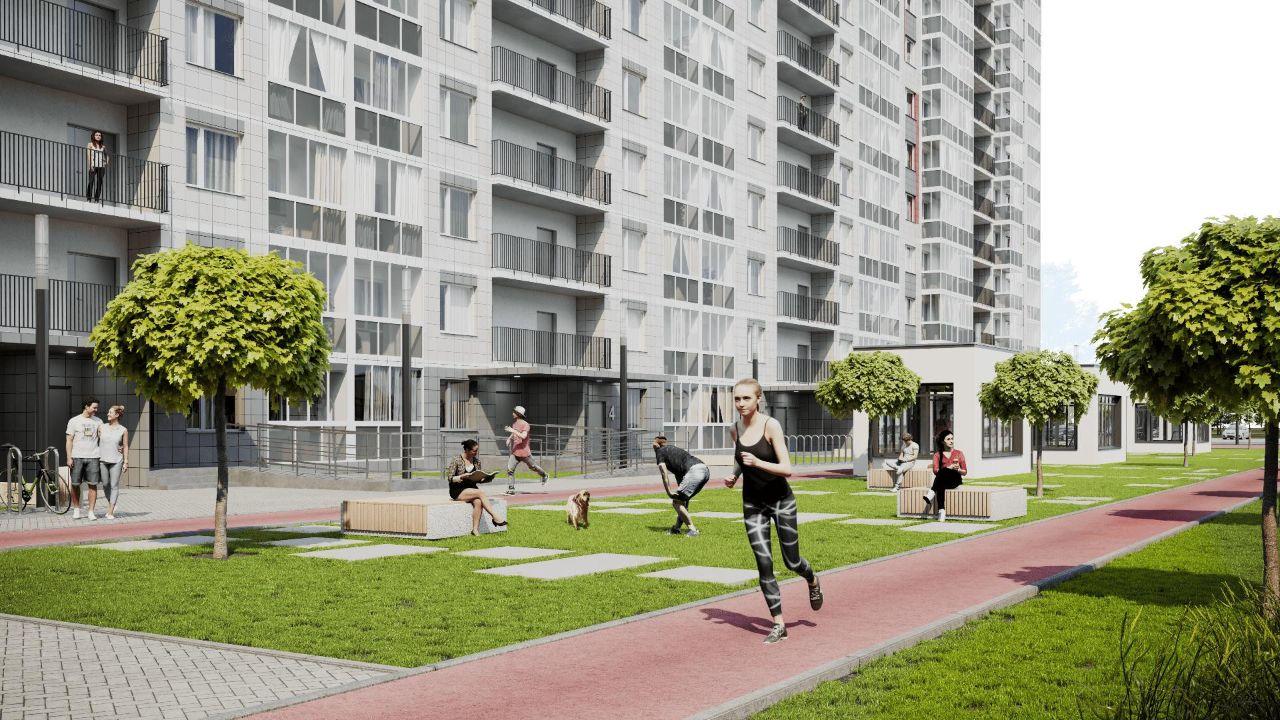 купить квартиру в ЖК Полис на Московской